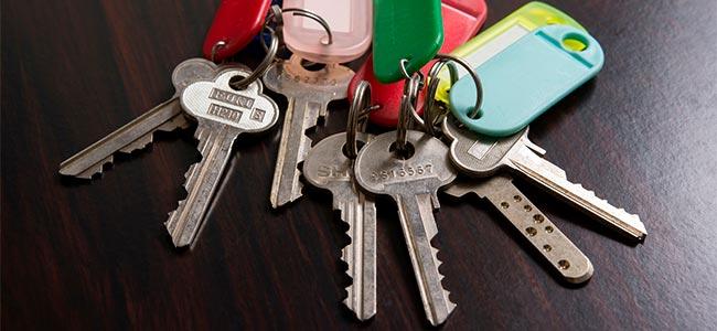 ばれやすい鍵の隠し場所と、上手な隠し方