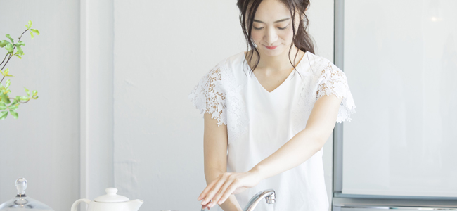 知っておきたいキッチン水栓の種類と特徴