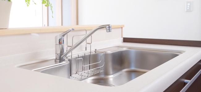 キッチン水栓の種類5