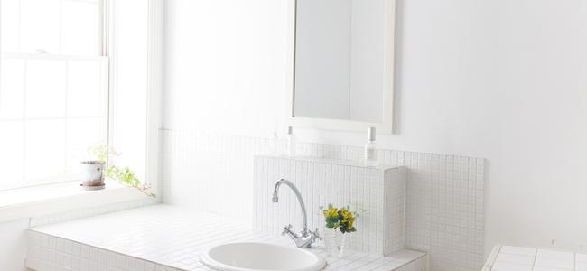あったらうれしい洗面台の水栓機能