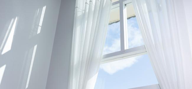 住宅で使われる窓の種類4.FIX窓