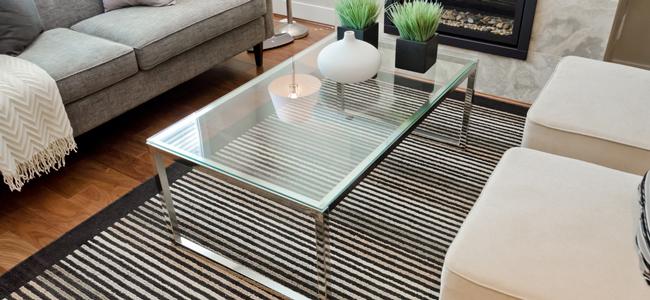 ガラステーブルを上手に選んでインテリアを楽しむ