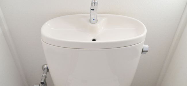 トイレタンクに水がたまらない!