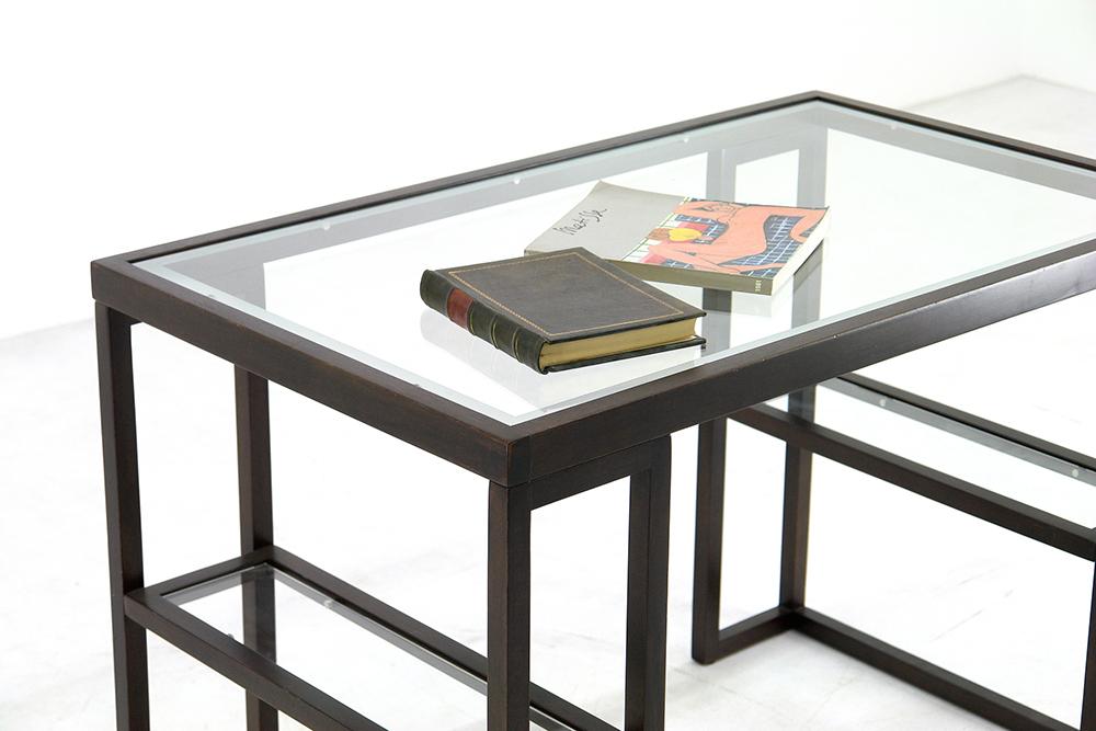 ガラステーブルが割れたら、天板の交換は可能?
