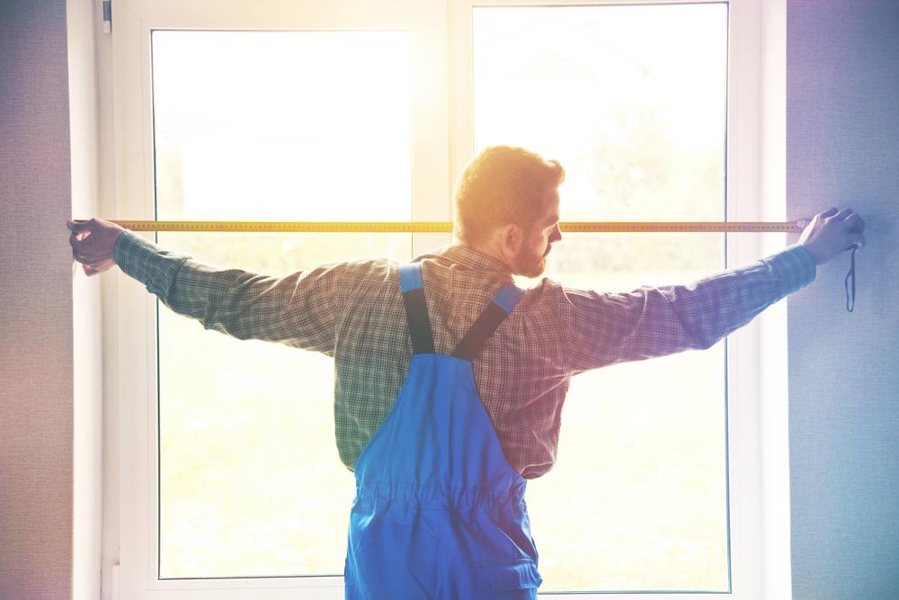 窓ガラスの寸法ってどうやって測ればいい?