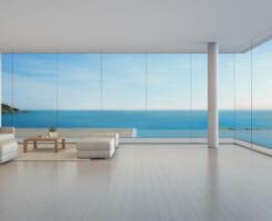 あこがれの海辺の家 窓ガラスの塩害対策はチェックしておこう!